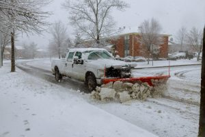 lake grove ny snow plowing