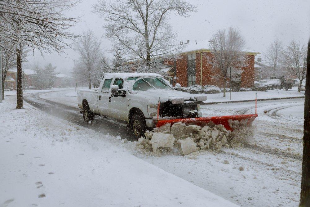 lake grove ny snow plowing
